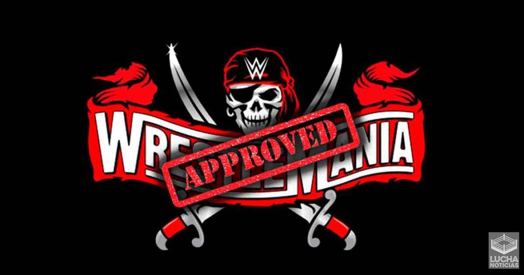 Vince McMahon ha aprovado todas las luchas de WrestleMania 37