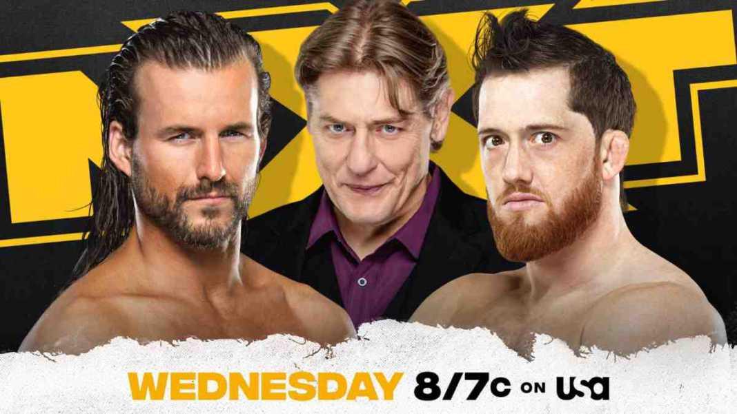 WWE NXT del 24 marzo (1)