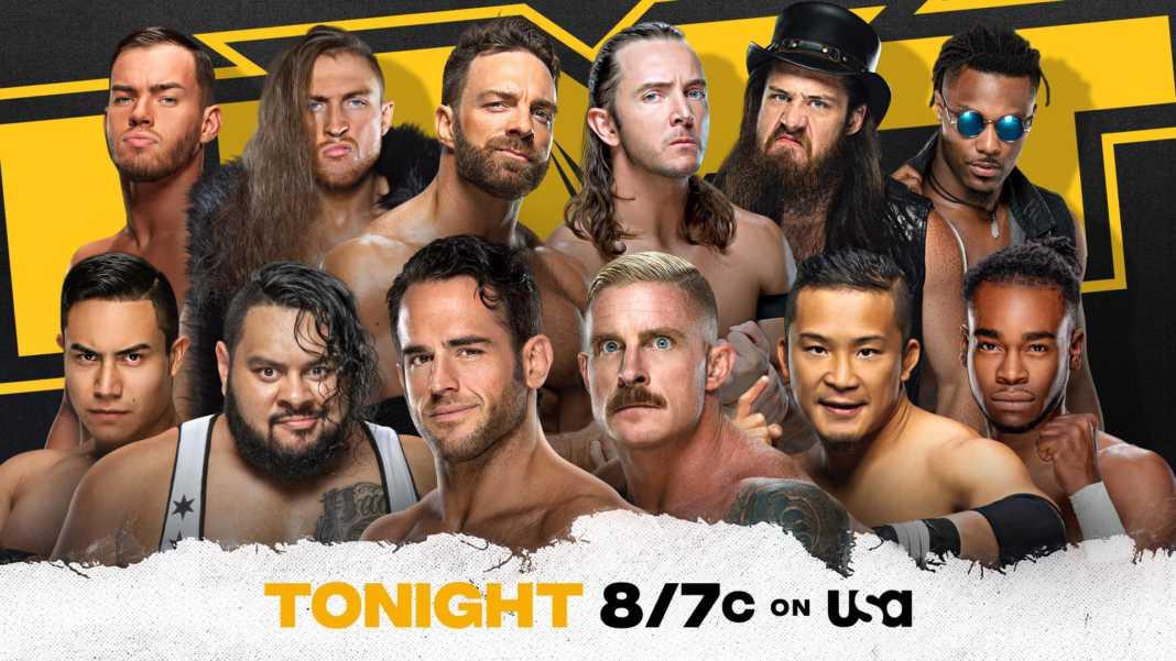 WWE NXT del 31 de marzo 2021