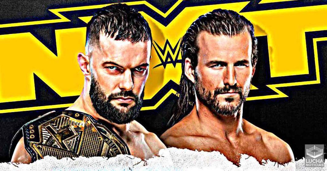 WWE NXT en vivo cobertura y resultados 10 de marzo
