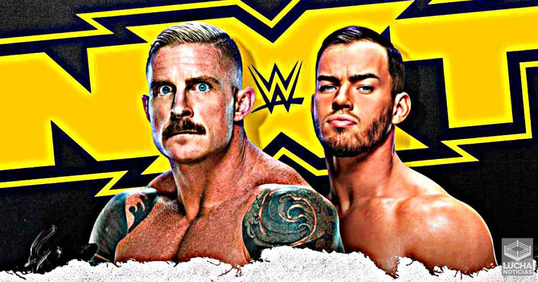 WWE NXT en vivo cobertura y resultados 17 de marzo