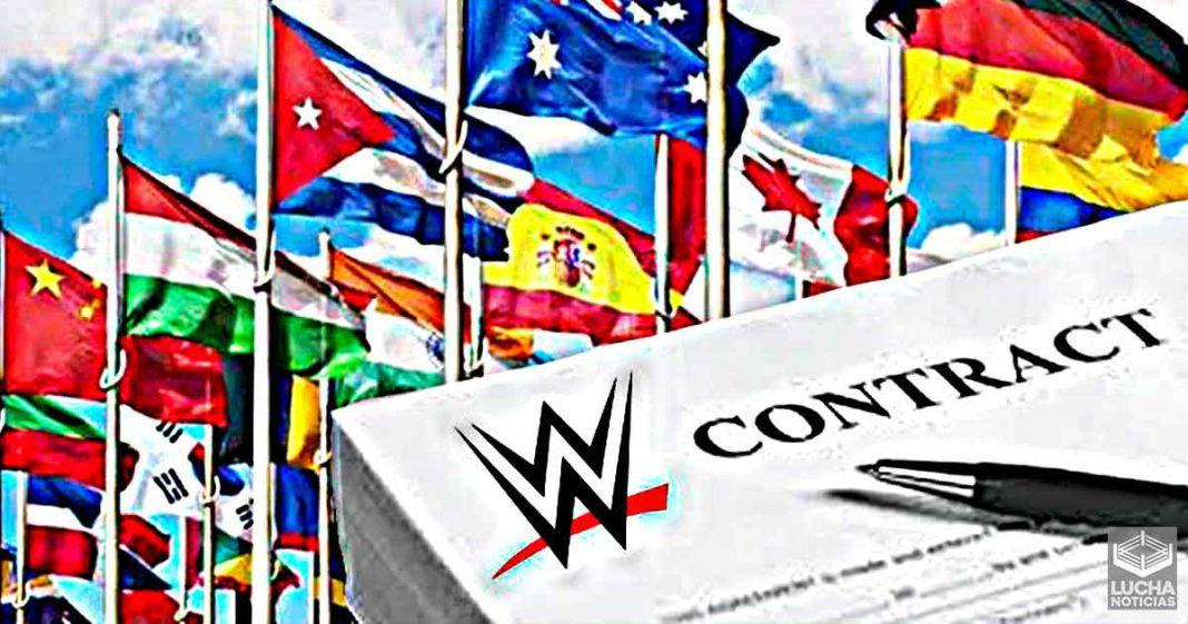 WWE contratará más talento internacional pronto