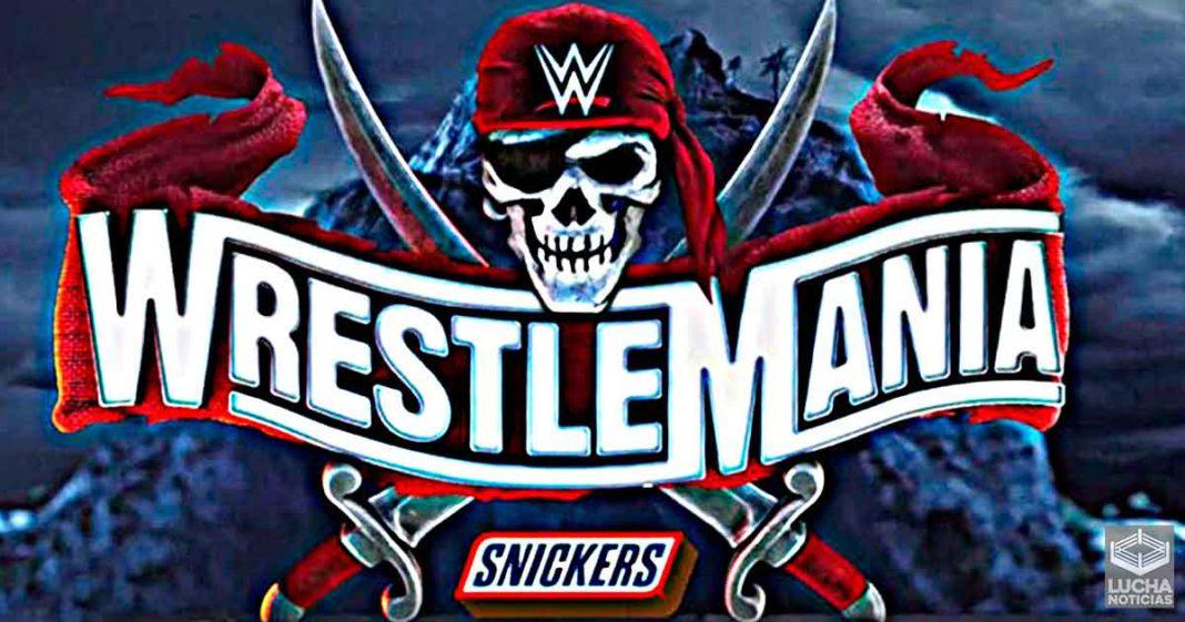 WWE espera que asistan 45000 fans en cada día de WrestleMania 37