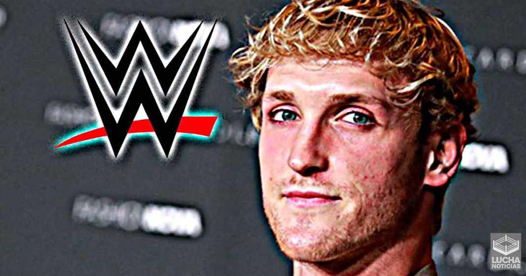 WWE estaría interesada en trabajar con Logan Paul