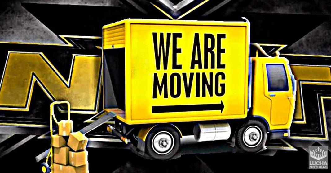 WWE movería a NXT los días martes - Pierden la guerra con AEW