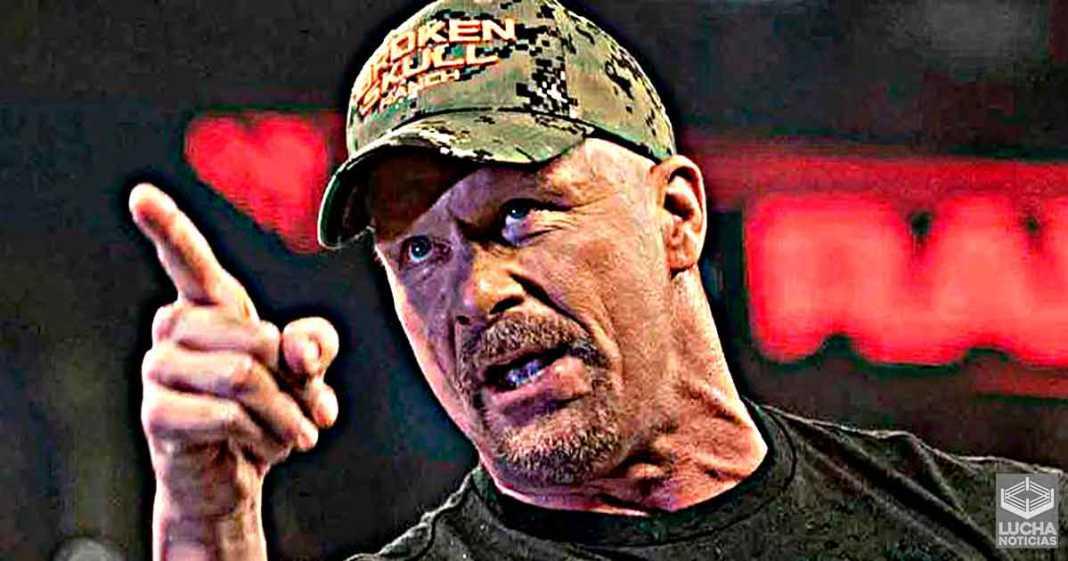 WWE no llamará a Steve Austin Stone Cold para WrestleMania 37