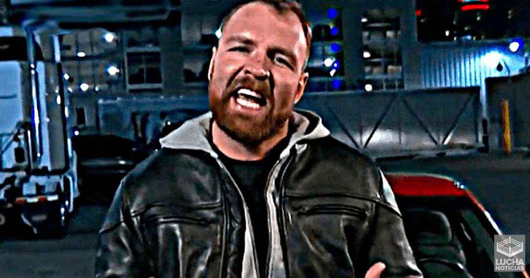 WWE no puede registrar el nombre Dean Ambrose sin el concentimiento de Jon Moxley