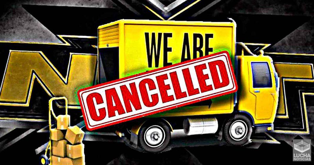 WWE no se vería obligada a mover NXT los martes después de todo