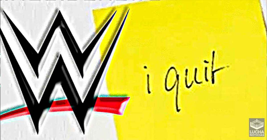 WWE pierde a miembro clave de su equipo creativo
