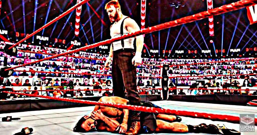 WWE planea una lucha de último hombre en pie en Fastlane