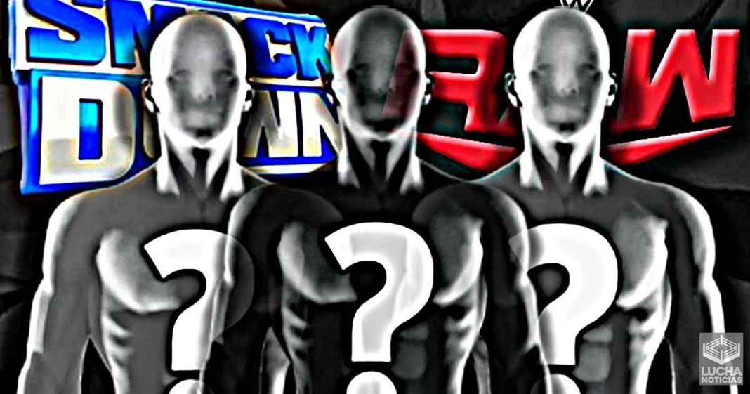 WWE registra marca para posible nueva facción de lucha libre