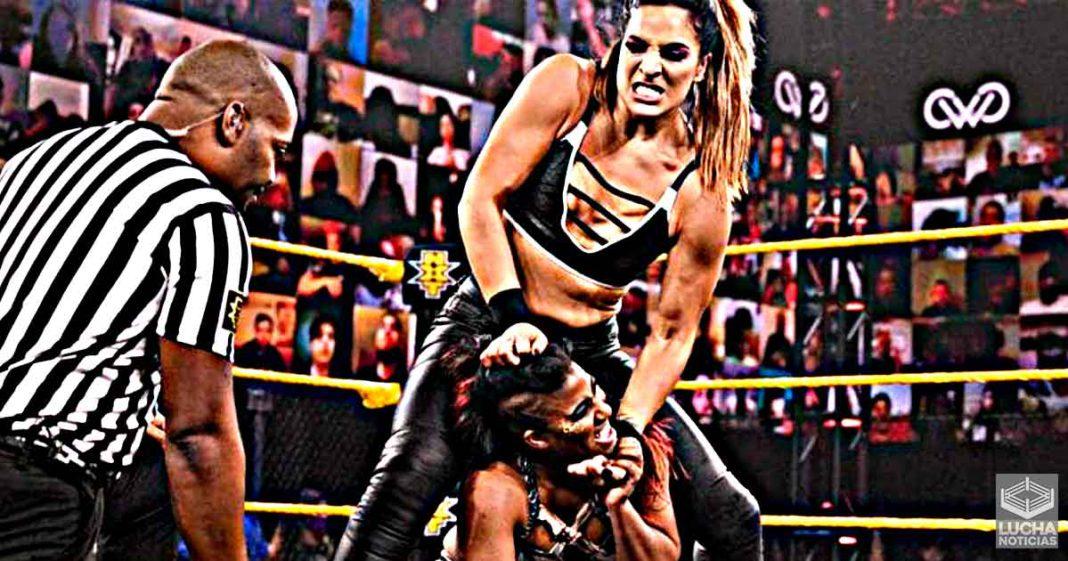WWE tiene grandes planes para Raquel González en NXT