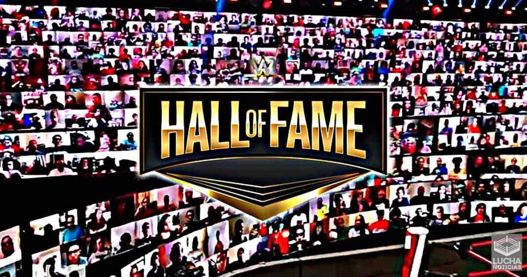 WWE ya ha grabado la reacción de los fans para el Hall Of Fame