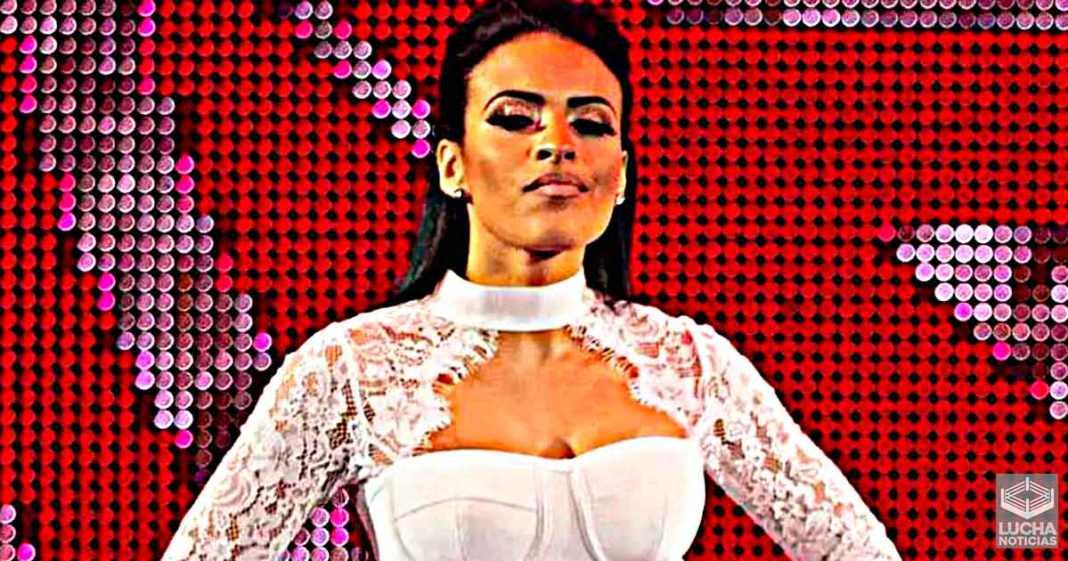 Zelina Vega no tiene permitido trabajar con AEW