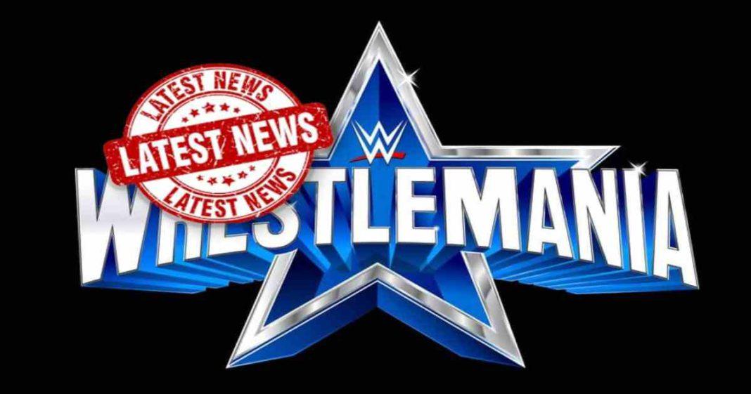 ¿Será que WWE cambie de planes para que WrestleMania 38 sea de 2 noches_