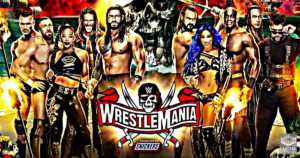 16 Superestrellas de la WWE en el cartel de WrestleMania 37 que aún no han ganado una lucha en el evento