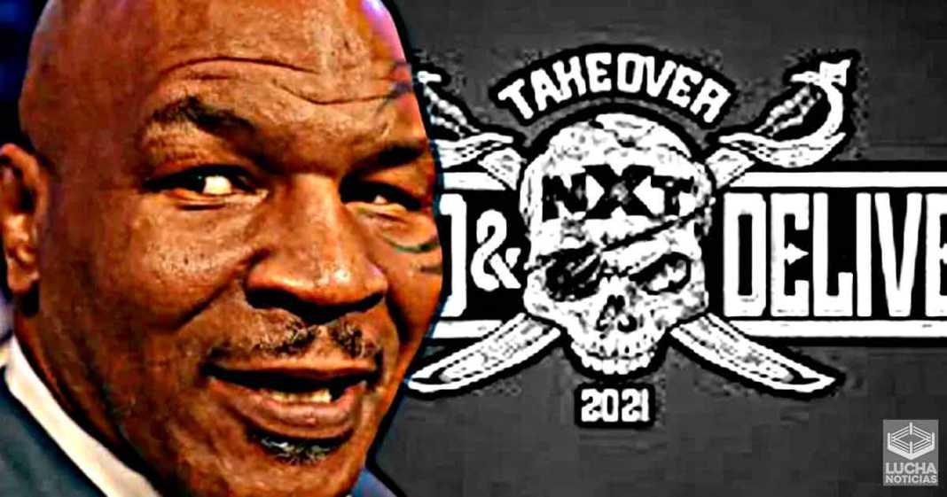 AEW usa a Myke Tyson para combatir a WWE NXT