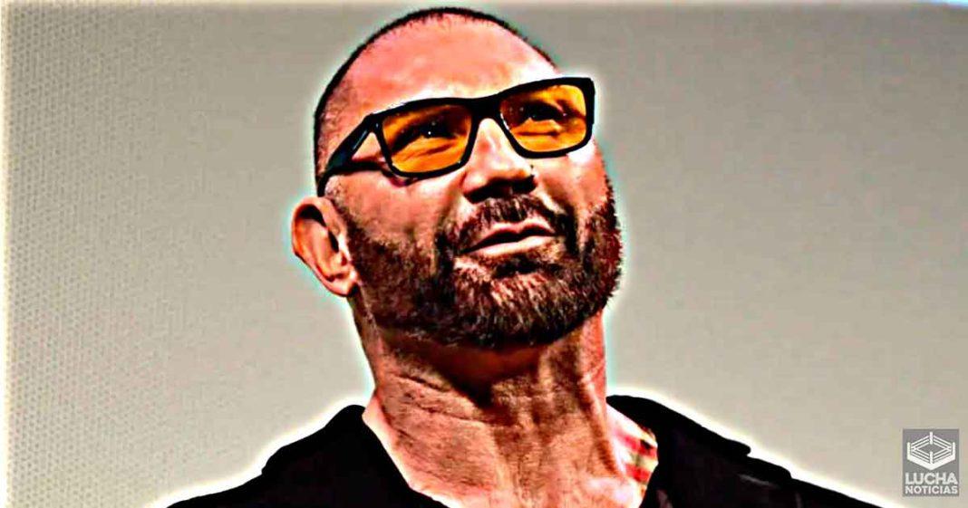 Batista deja en claro que nunca más volverá a luchar de nuevo