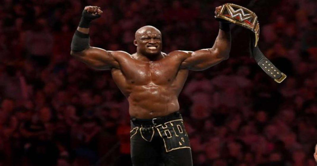 Bobby Lashley vencio a Drew McIntyre en WrestleMania 37