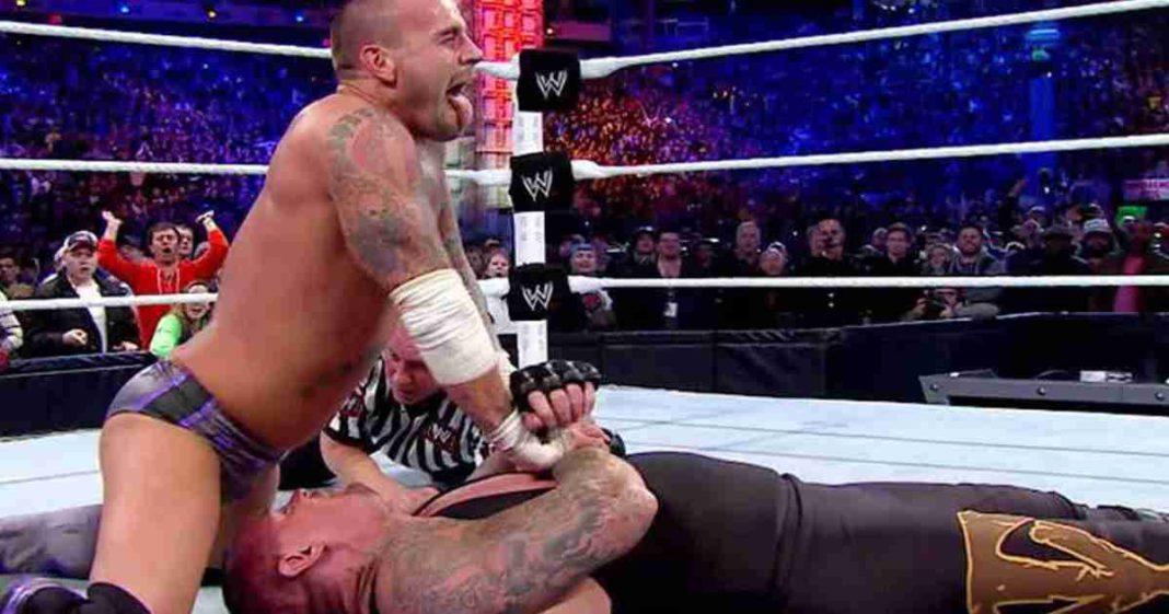 CM Punk dice que su lucha ante The Undertaker en WrestleMania 29 fue el verdadero evento principal