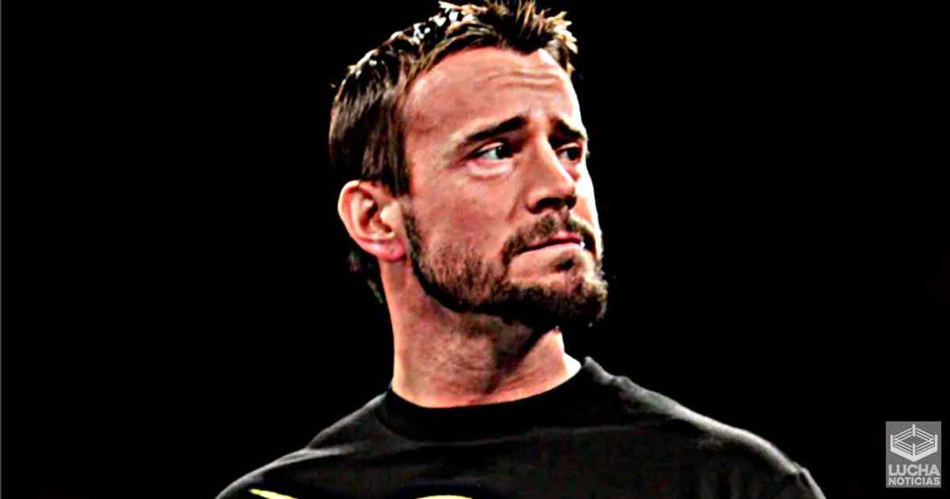 CM Punk no quiere darle falsas esperanzas a los fans sobre su regreso a la lucha libre