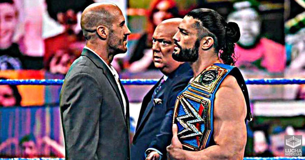 Cesaro está por recibir un gran empuje en WWE SmackDown