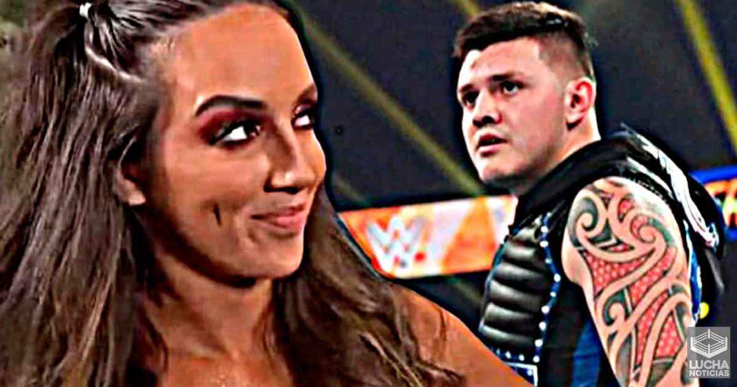 Chelsea Green quería ser la novia de Dominik Mysterio en WWE