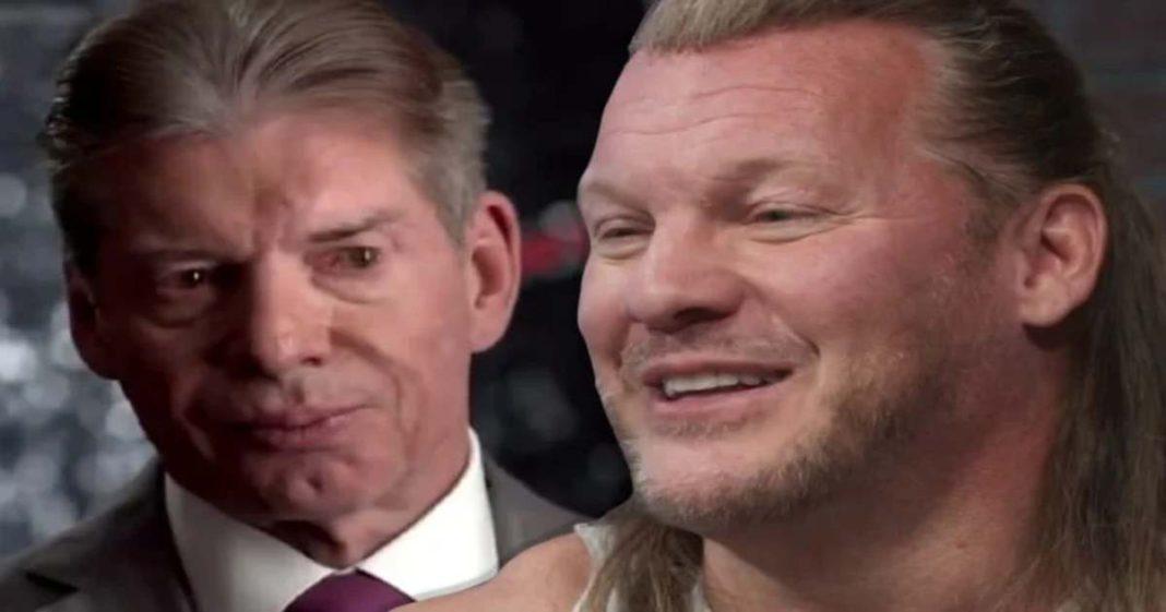 Chris Jericho dice que se siente como Vince McMahon en AEW