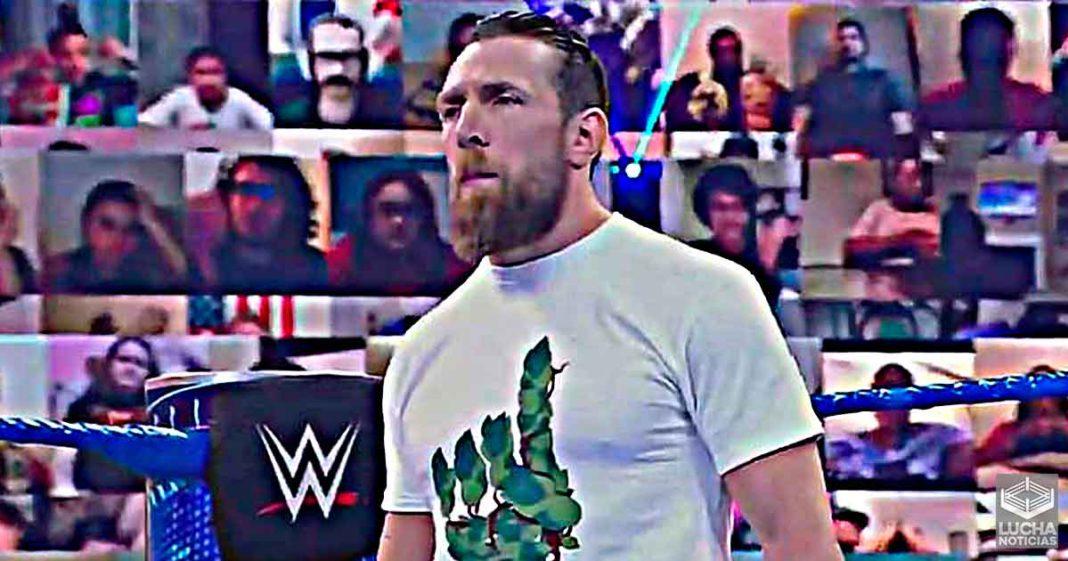 Daniel Bryan es vetado de SmackDown después de perder con Roman Reigns