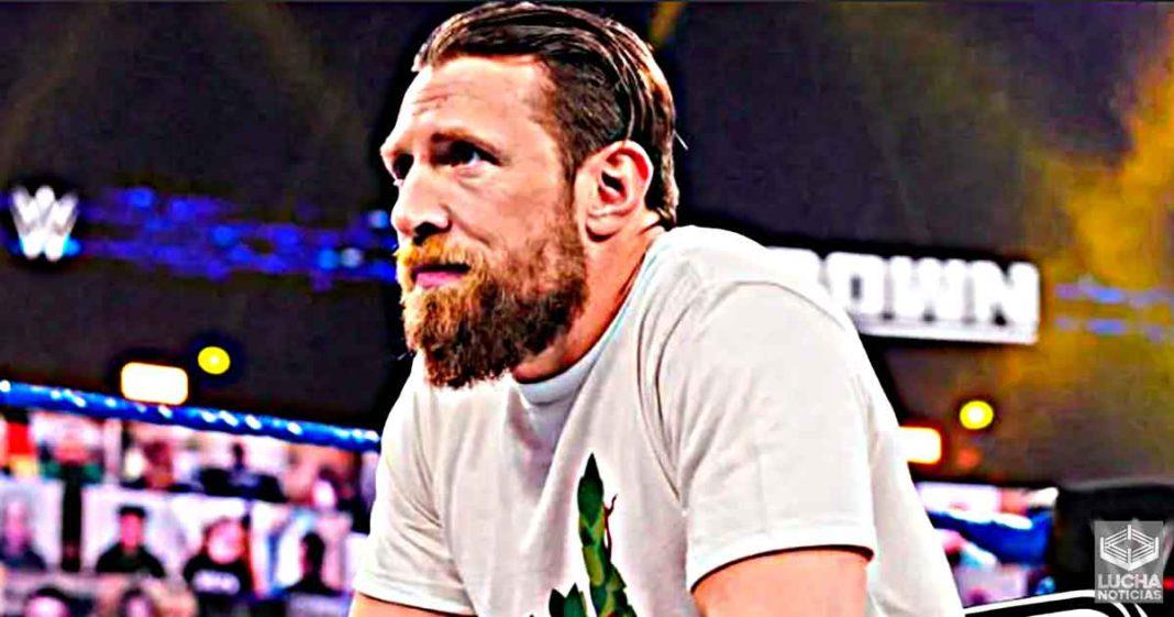 El contrato de Daniel Bryan con WWE está muy cerca de terminar