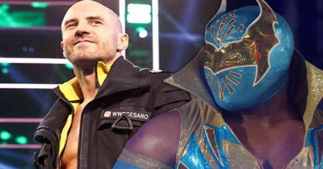 El ex Sin Cara revela que tuvo una pelea con Cesaro en los vestidores de la WWE