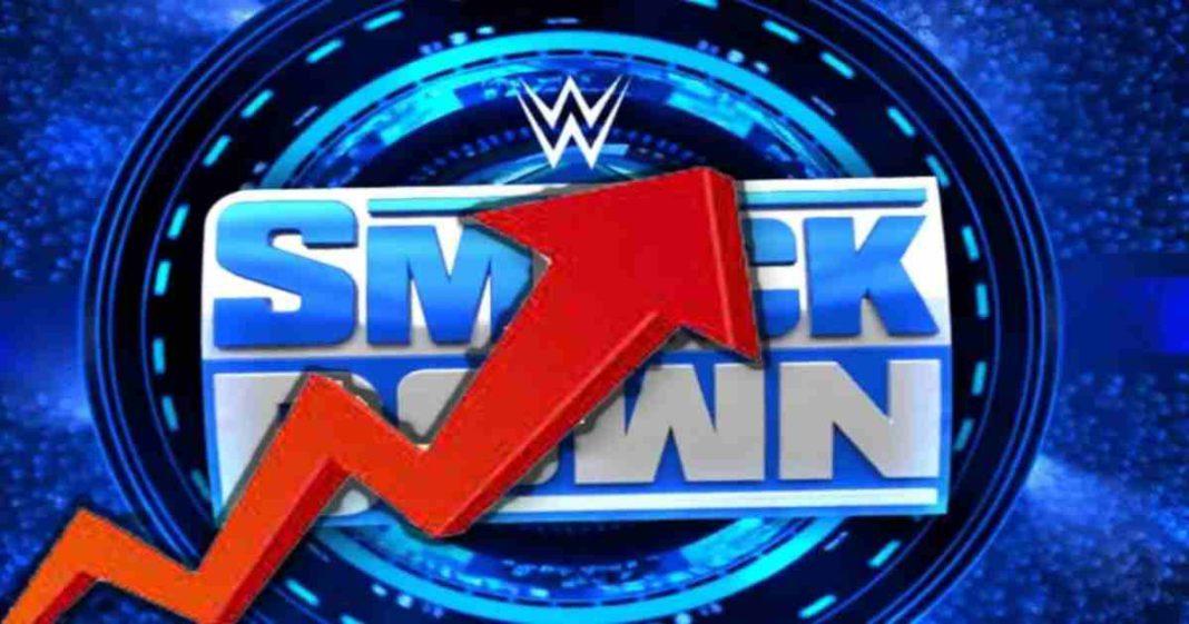 Aumento la audiencia para el show de WWE SmackDown de esta semana
