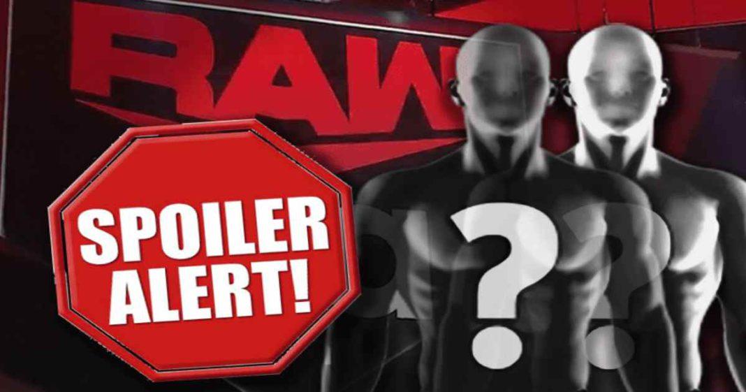 Enorme spoiler para el show de WWE RAW Post- WrestleMania de esta noche