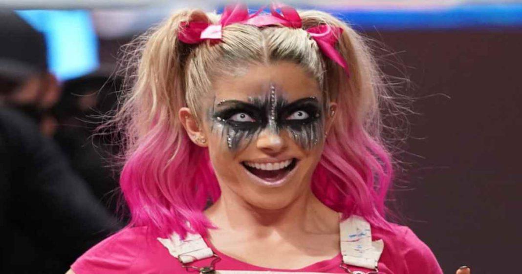 Estrategia actual de WWE para bookear a Alexa Bliss