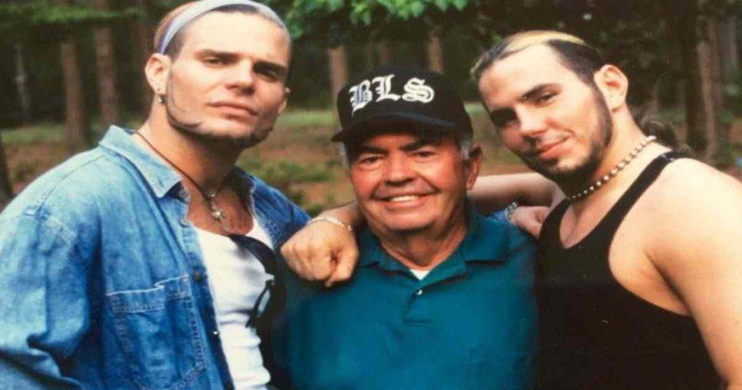 Fallece el padre de Jeff y Matt Hardy