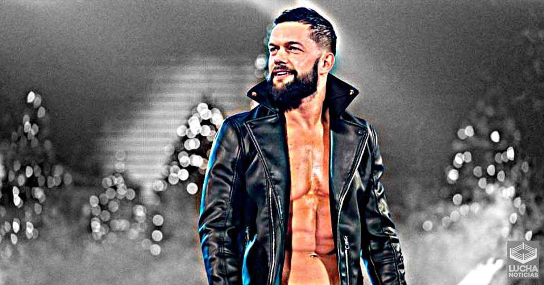 Finn Balor proporciona una actualización sobre su estado en WWE NXT