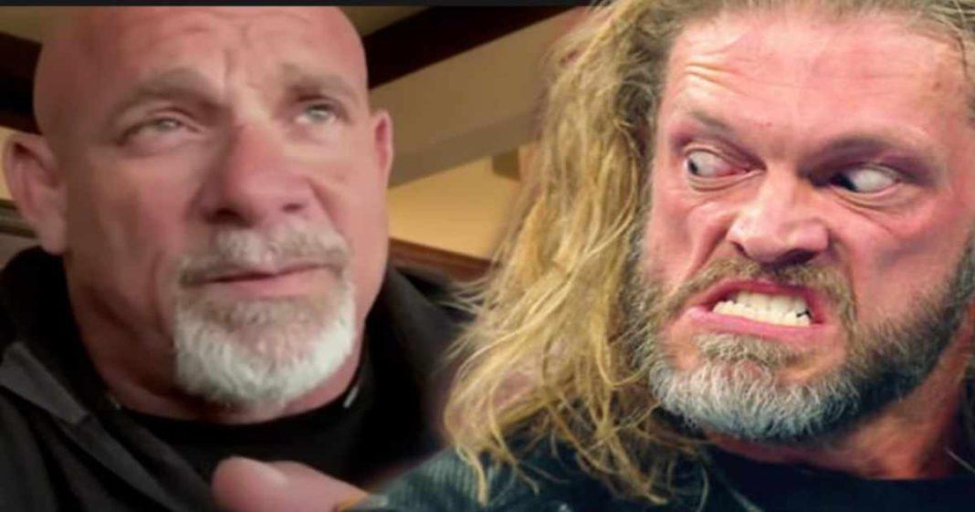 Goldberg se burla del tamaño de Edge
