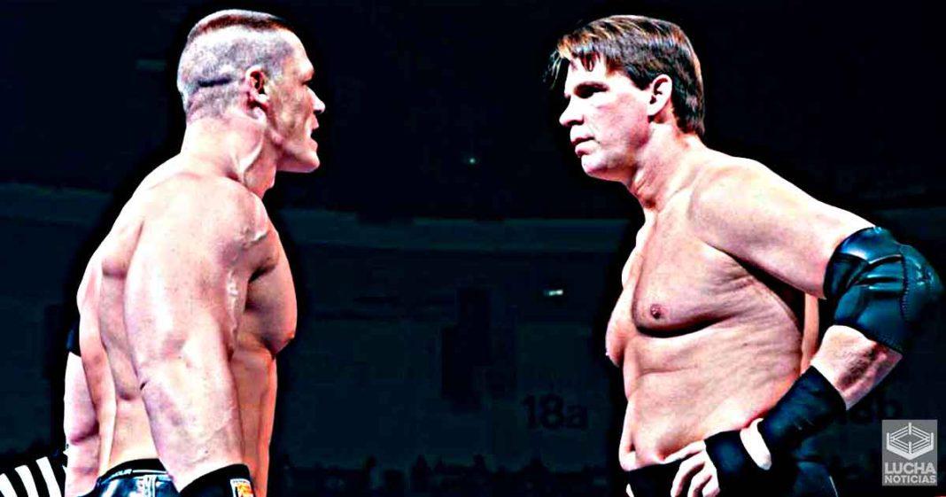 JBL cuenta su experiencia trabajando con un joven John Cena en WWE