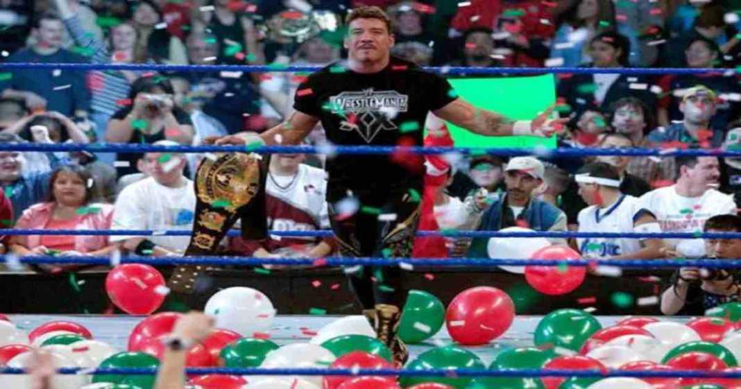 JBL le rinde homenaje a Eddie Guerrero