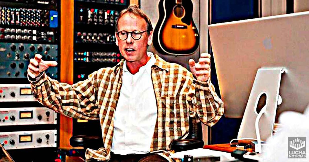 Jim Johnston el legendario compositor de canciones de WWE trabajo sin contrato por 15 años