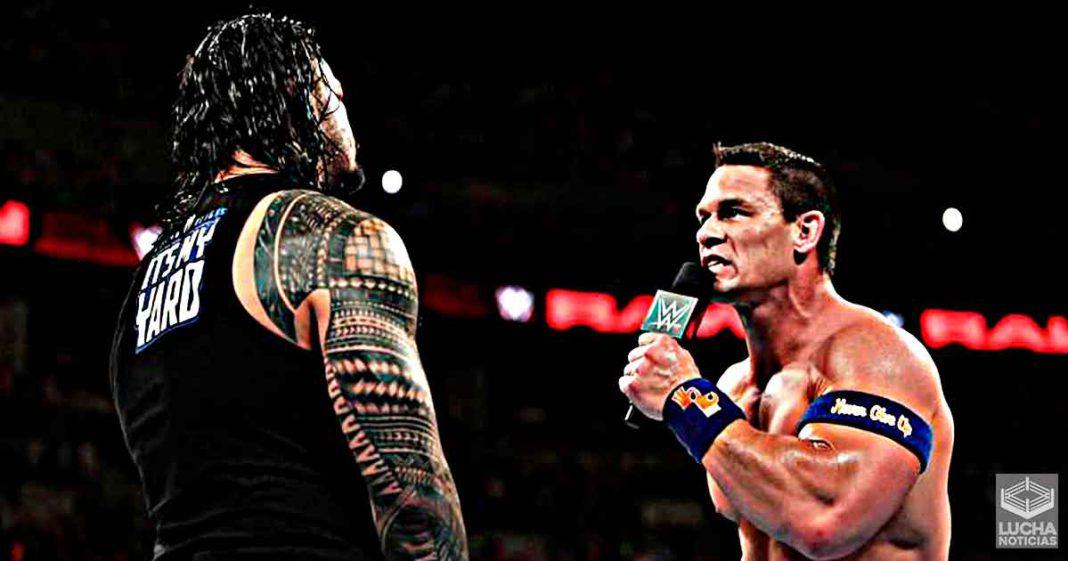 John Cena da su honesta opinión sobre el trabajo actual de Roman Reigns en WWE