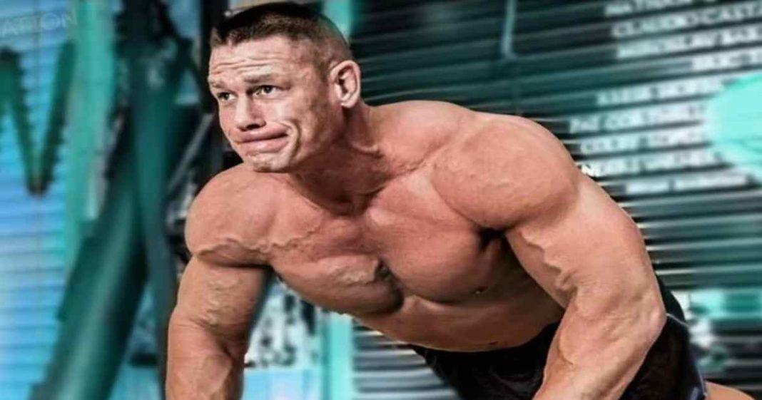 John Cena luce increiblemente bien en su cumpleaños 44