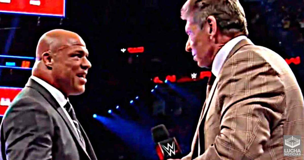 Kurt Angle revela que Vince McMahon escogió su legendaría canción de entrada