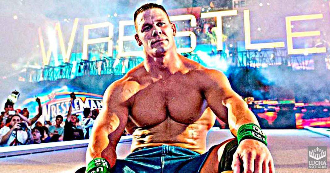 Leyenda de WWE dice que castigó a John Cena después de que le faltó al respeto en una lucha