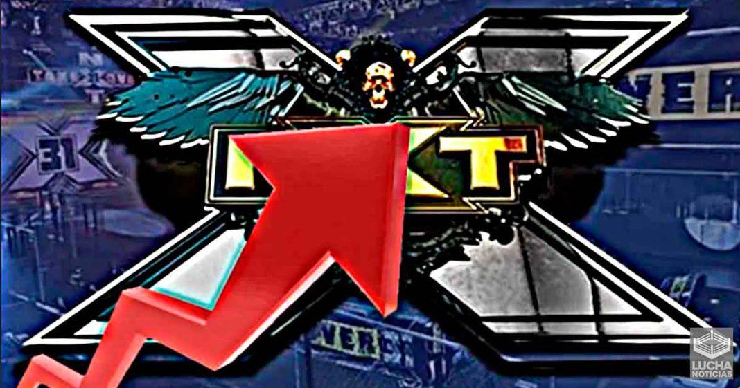 Los ratings de WWE NXT siguen en aumento trás mudarse a los martes