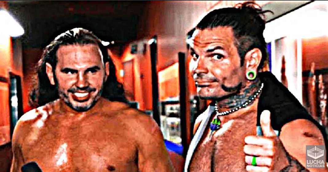 Matt Hardy tiene la esperanza de volver a hacer equipo con Jeff Hardy