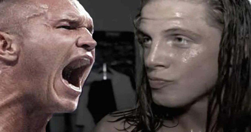 Matt Riddle bateo a Randy Orton en backstage la primera vez que se conocieron