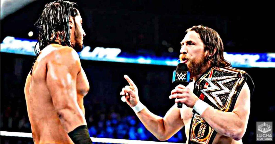 Mustafa Ali revela como Daniel Bryan lo apoyó en WWE