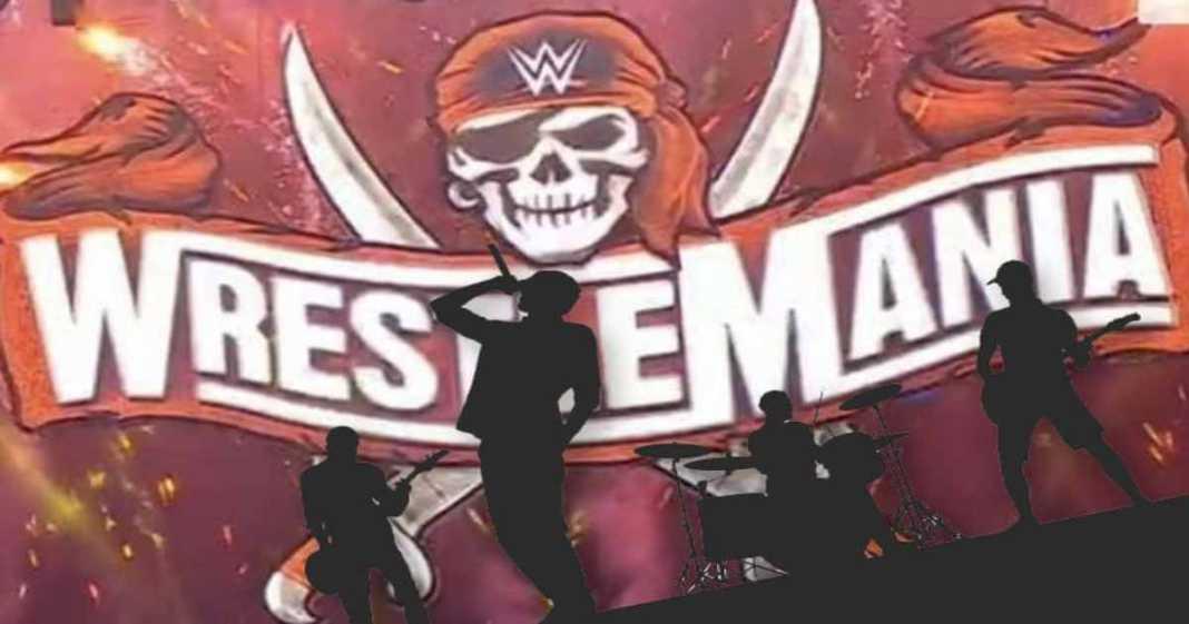 Otra actuación musical para WrestleMania 37