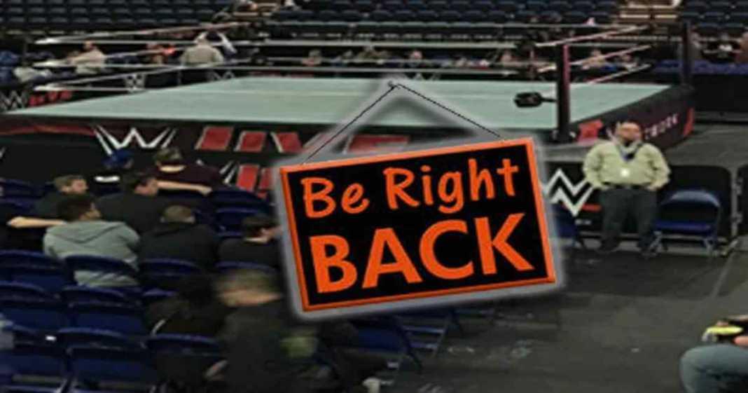 Planes para tener a los fans devuelta en los shows tras WWE WrestleMania 37